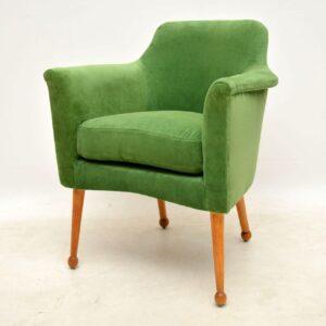 danish armchair midcentury desk chair