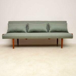danish teak sofa bed daybed