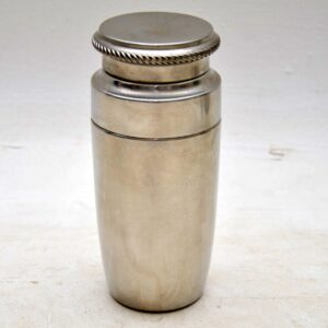vintage italian alfra alessi cocktail shaker and ice bucket