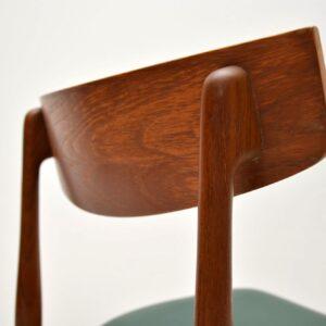 danish teak vintage dining chairs kofod larsen g- plan