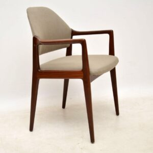 set of 8 danish vintage dining chairs