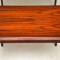 1960's Danish Rosewood Nest of Tables by Johannes Andersen