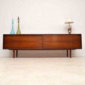 danish rosewood vintage sideboard