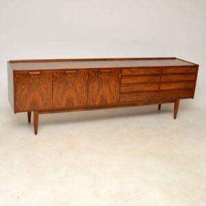 walnut vintage sideboard archie shine robert heritage