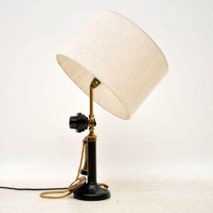 Vintage Telephone Table Lamp