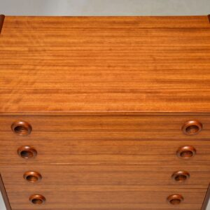 1960's Vintage Walnut Chest of Drawers