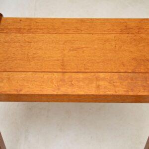 1950's Vintage Oak Nest of Tables