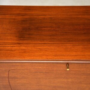 1960's Vintage Rosewood & Mahogany Sideboard by White & Newton