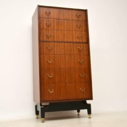 1950's Vintage Tallboy Chest of Drawers by G- Plan