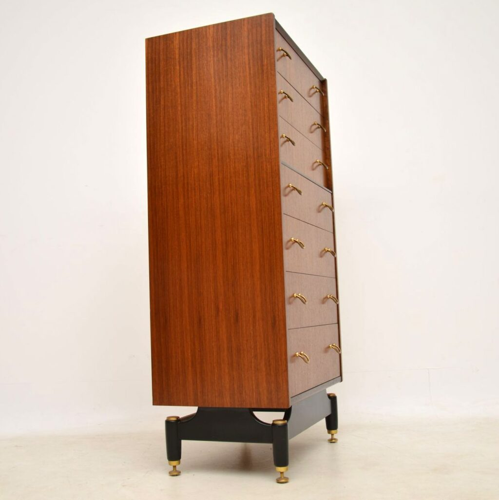 vintage danish chest of drawers by g- plan