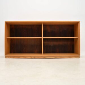 1950's Vintage Bookcase by Gordon Russell in Ash & Rosewood