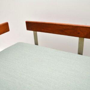 1960's Vintage Danish Teak Daybed / Sofa by IB Kofod Larsen
