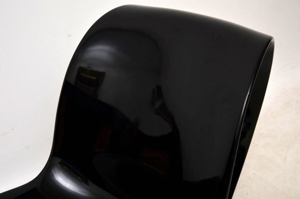 ron arad voido rocking chair for magis italy