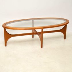 1960's Vintage Teak Coffee Table by Stonehill