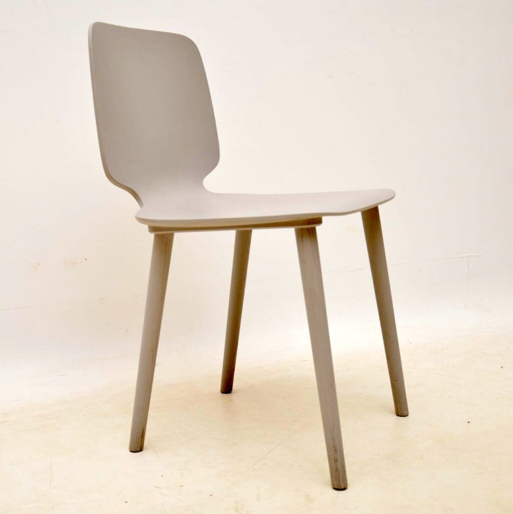vintage italian modernist dining chairs