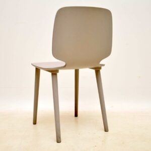 Set of 8 Italian Modernist Dining Chairs by Pedrali - Model Babila