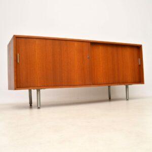 teak vintage sideboard florence knoll