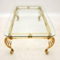 antique_vintage_brass_glass_coffee_table_6
