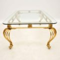 antique_vintage_brass_glass_coffee_table_7