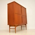 1960's Danish Vintage Teak Fredericia Drinks Cabinet