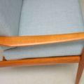 1960's Pair of Vintage Danish Armchairs
