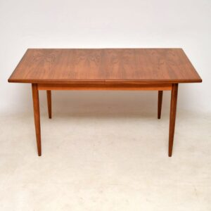 vintage teak g- plan dining table