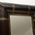 vintage_leather_gilt_wood_mirror_3