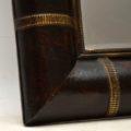 vintage_leather_gilt_wood_mirror_5