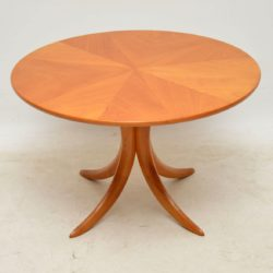 1960's Vintage 'Alma' Coffee Table in Elm