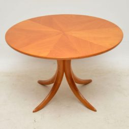 danish teak vintage retro coffee table