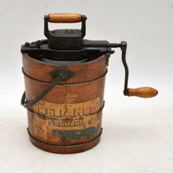 Antique 'Reliance' Ice Cream Churner by Husqvarna Sweden