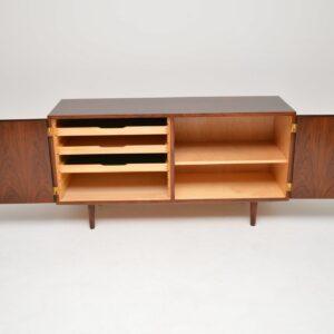 danish rosewood sideboard poul hundevad