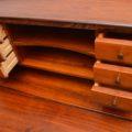 1960's Danish Vintage Rosewood Writing Bureau