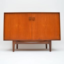 danish teak and rosewood sideboard cabinet by kofod larsen