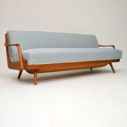 1950's Vintage French Sofa Bed