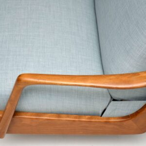 vintage french sofa bed