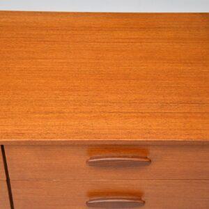 1960's Vintage Teak Sideboard / Chest