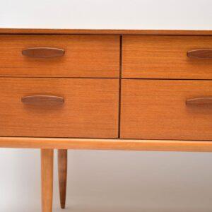 teak retro vintage danish sideboard