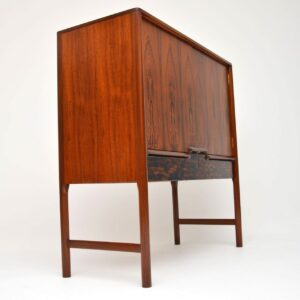 vintage rosewood drinks cabinet by mcintosh
