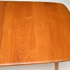 vintage ercol grand windsor dining table
