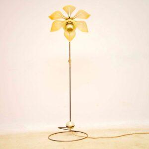 1950's Vintage Floor Lamp - Symanka SY1 by Gunter Ssymmank