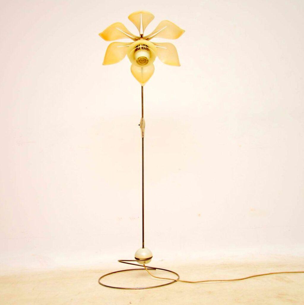 vintage retro floor lamp symanka sy1