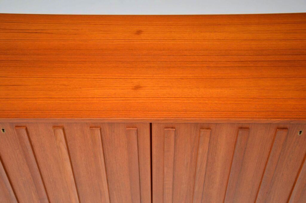 teak vintage sideboard by arne halvorsen