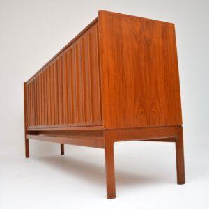 1960's Vintage Teak Sideboard by Arne Halvorsen for L. Jacobsen