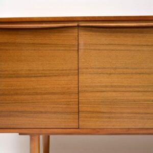 vintage retro walnut sideboard morris of glasgow