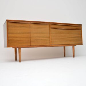 vintage walnut sideboard morris of glasgow
