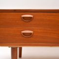 1960's Vintage Danish Teak Sideboard / Chest by Kai Kristiansen