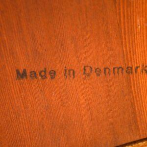 1960's Danish Teak Vintage Chest of Drawers by Svend Aage Rasmussen