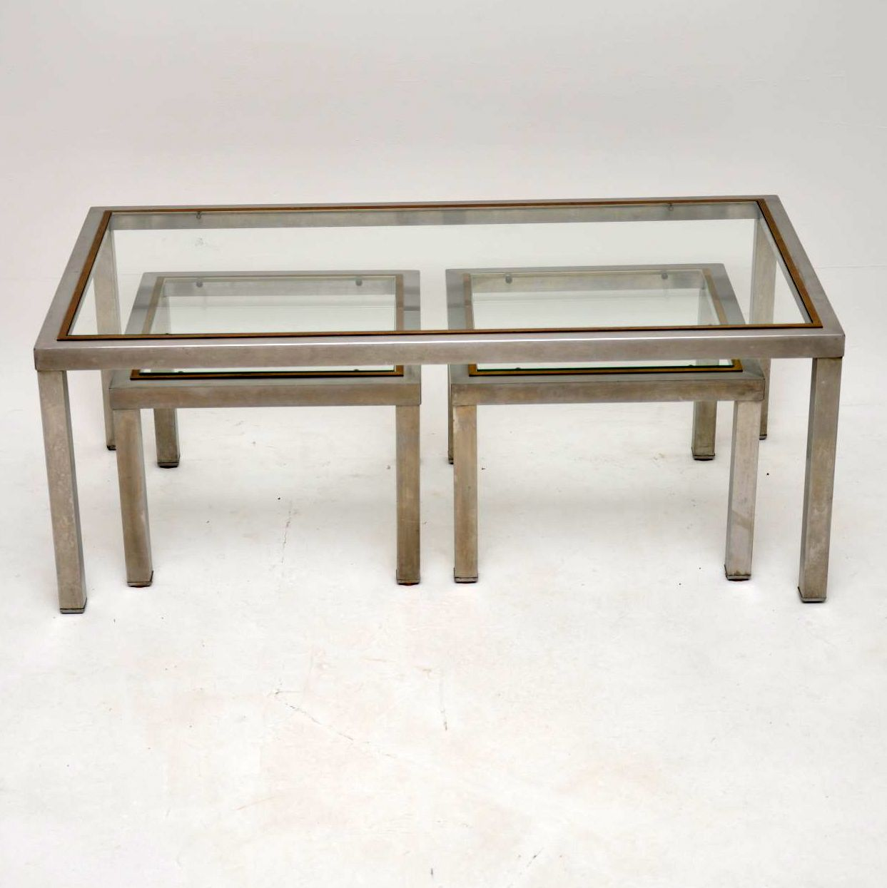 retro_chrome_brass_nestring_coffee_table_2