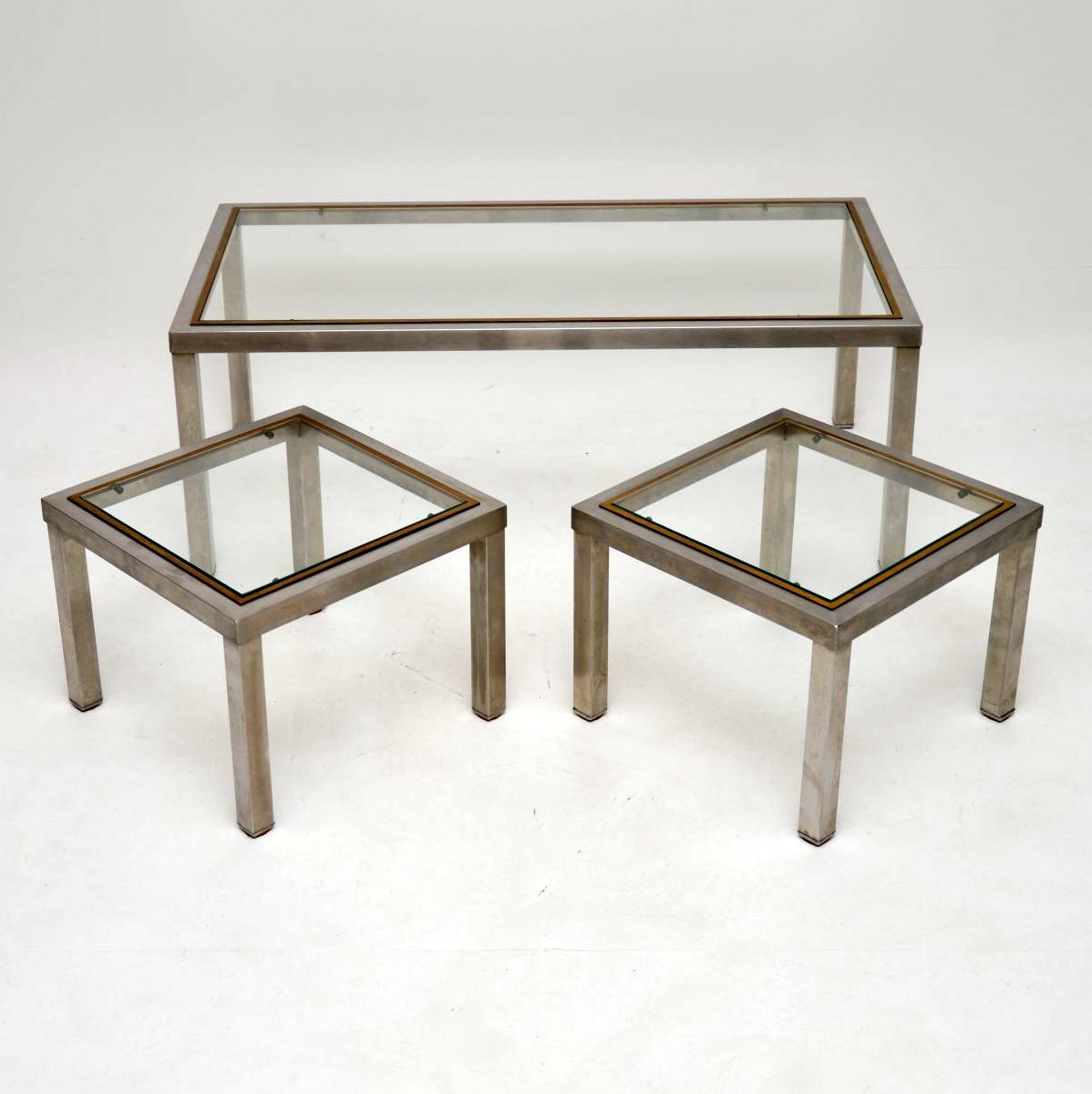 retro_chrome_brass_nestring_coffee_table_3